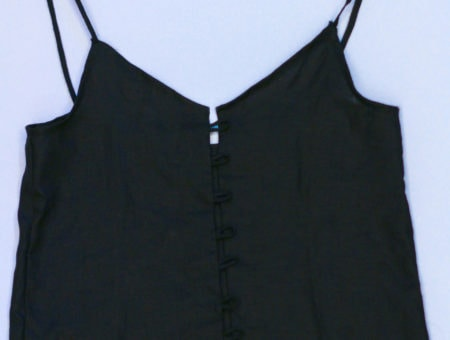 DIY cami top: How to make your own cami