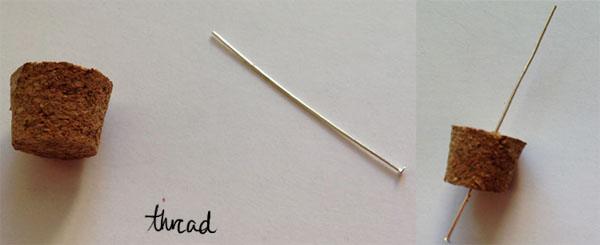 Diy corked vial pendants step 4