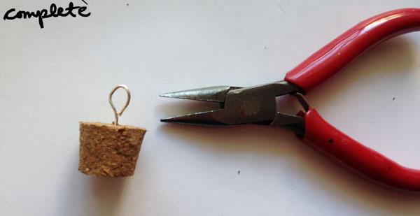 Diy corked vial pendants step 7