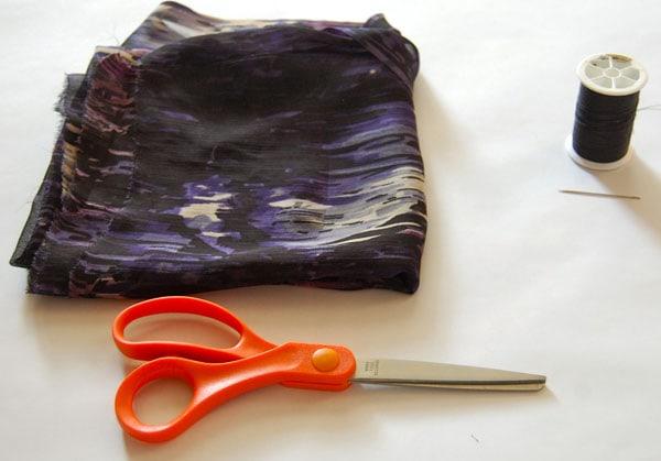 DIY Cover-up Materials