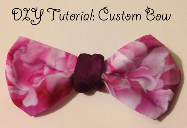 Diy custom bow header