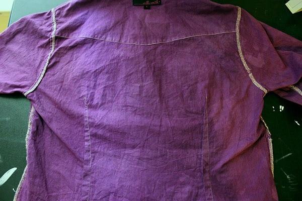 Diy cut out blouse step 1 part 1