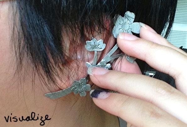 Diy ear cuff step 1