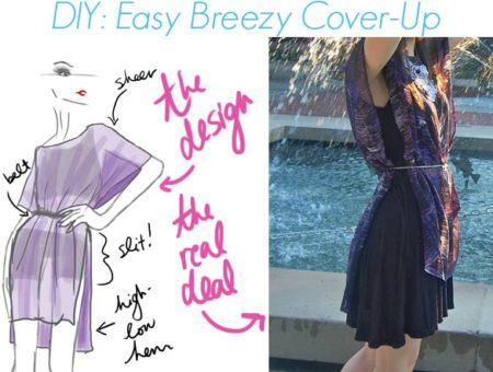 DIY: Easy Cover-Up