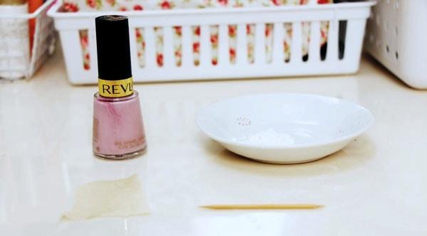 Diy matte nail polish: what you need