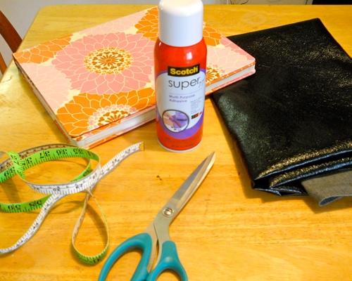 DIY School Supplies Materials