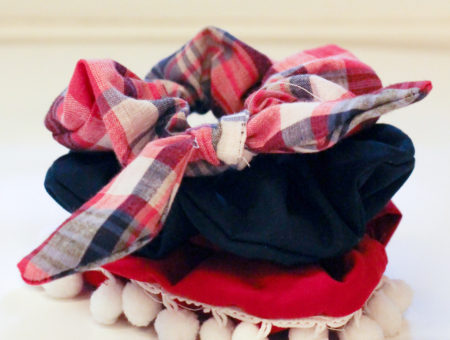 DIY scrunchies: How to make your own scrunchies with our easy sewing tutorial and pattern