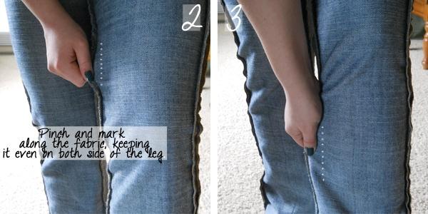 diy-transforming-jeans-steps-2-3