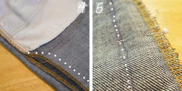 diy-transforming-jeans-steps-4-5
