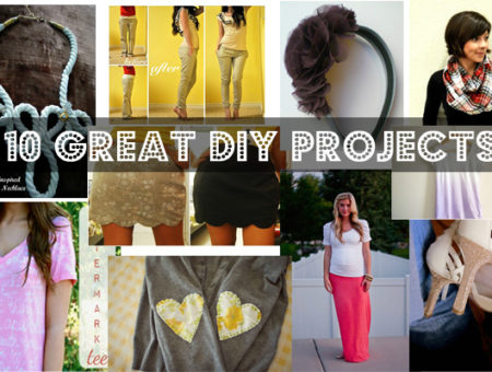 2011 DIY Project Roundup