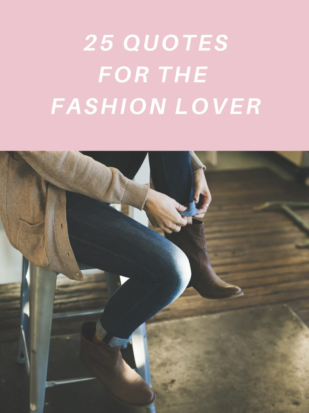 Life As We Know It Muslimah Clothing Fashion Tips: 25 Fashion Quotes For Fashion Girls