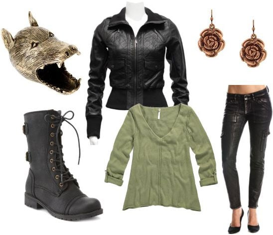 Fashion inspired by Doctor Who - Ninth Doctor Outfit