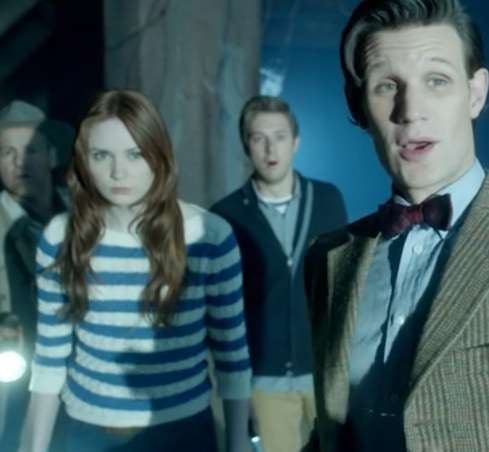Doctor Who's Amy Pond