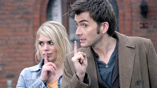 Doctor Who Ten and Rose