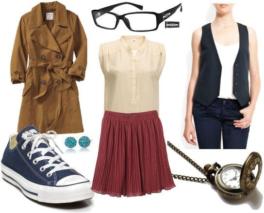 Fashion inspired by Doctor Who - Tenth Doctor Outfit