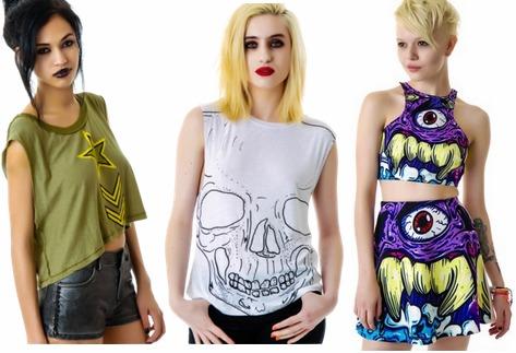 Dolls kill clothes
