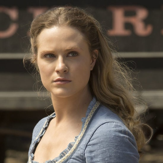 Dolores from Westworld played by Evan Rachel Wood