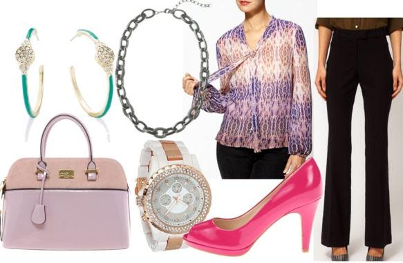 Donna meagle fashion