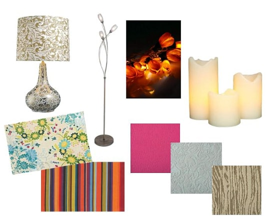 Dorm Flooring & Lighting