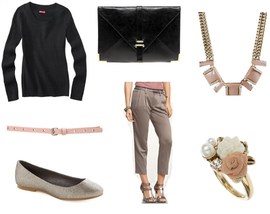 Dorothy Dandridge Inspired Outfit 2
