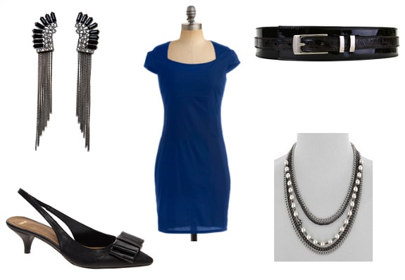 Dorothy Dandridge Inspired Outfit 3