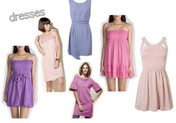 Fashion Under 25 Dollars: Dior Resort 2011 Dresses