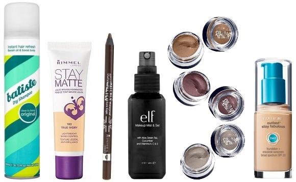 Drugstore makeup favorites