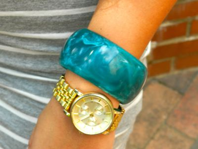 College street style at UNC Chapel Hill - Watch