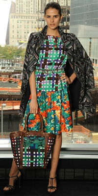 Duro Olowu for JCP look