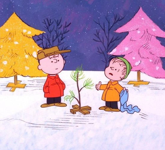 Peanuts Christmas special screenshot