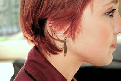 Ear cuff college accessory trend