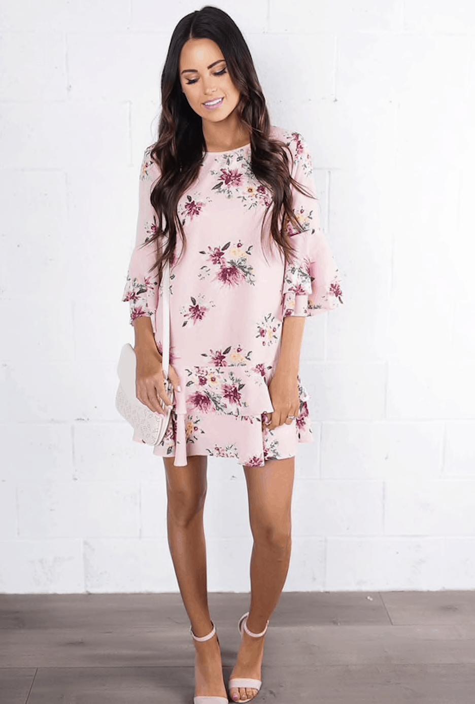 Women's Easter dress Spring 2018