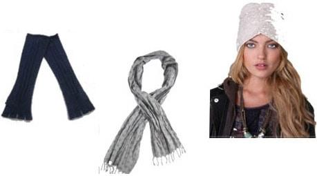 Eco friendly scarves