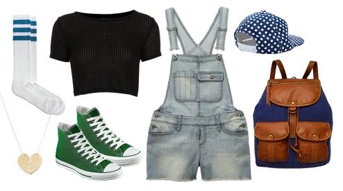 Ed sheeran runaway outfit