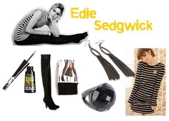 Edie Sedgwick Costume