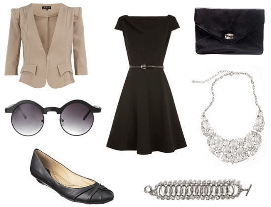Edith Head Inspired Outfit 3