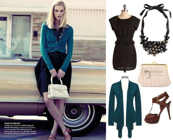 Editorial Look 2 - Elle France