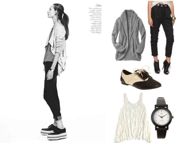 Editorial look 1 - Amica Magazine