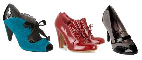 Edwardian Heels