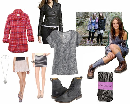Effy Stonem clothes - Day