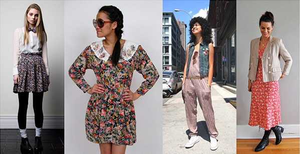 Street style inspired by Elaine Benes from Seinfeld