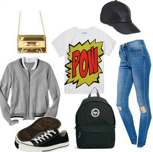 Eleanor and park park outfit
