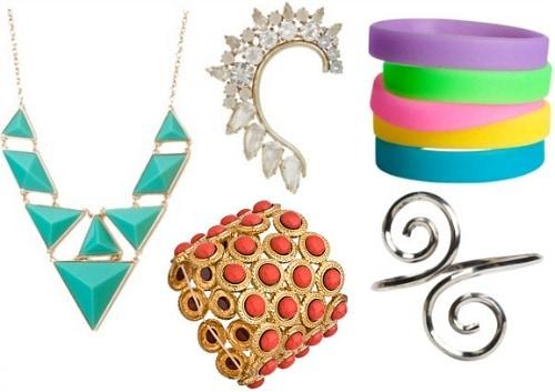 Electro urban jewelry