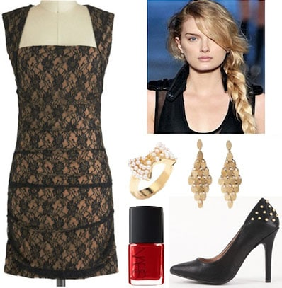 Outfit inspired by Elena from The Vampire Diaries