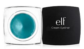 e.l.f. Cream Eyeliner in Teal Tease