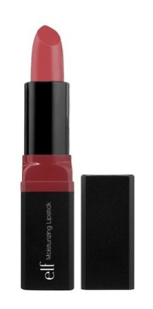 Elf Moisturizing Lipstick in Ravishing Rose - 7 Makeup Products I Wear Almost Everyday