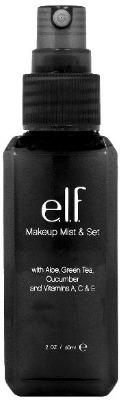 E.l.f. makeup mist & set