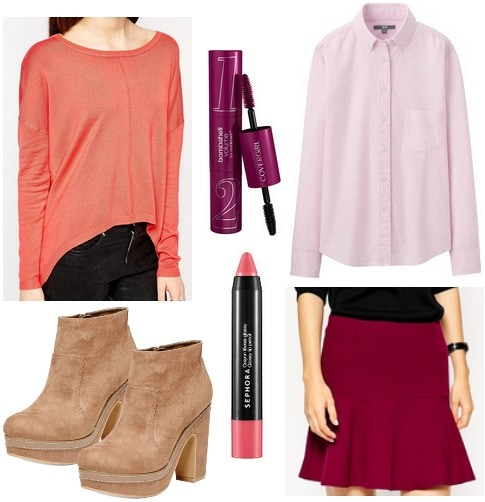 Elie Tahari inspired outfit
