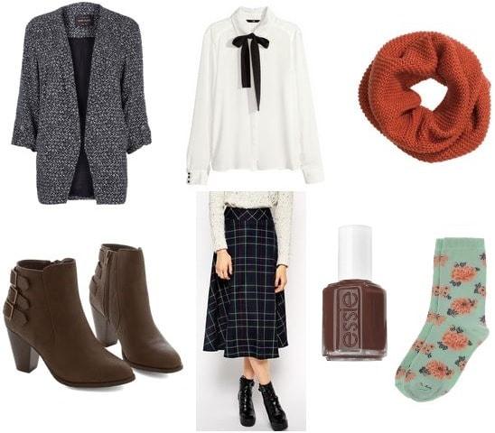 Eliza Doolittle fashion
