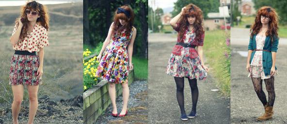 Fashion blogger Elizabeth from Delightfully Tacky
